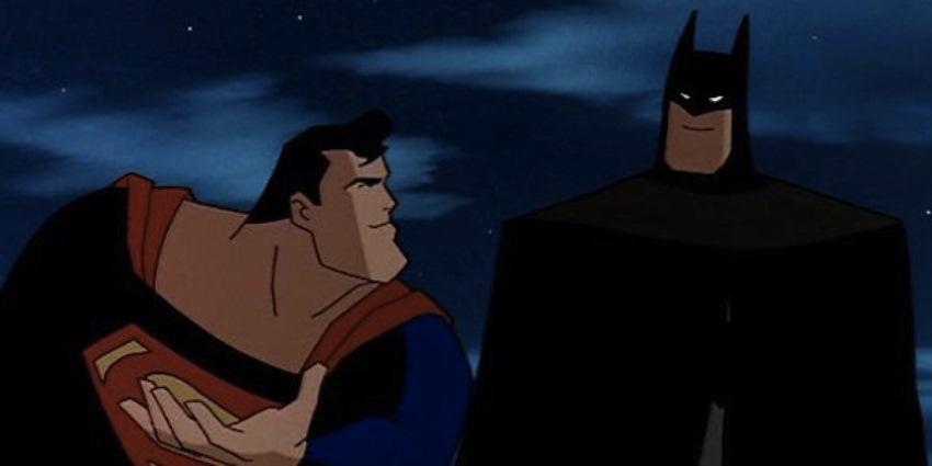 سریال انیمیشنی بتمن سوپرمن