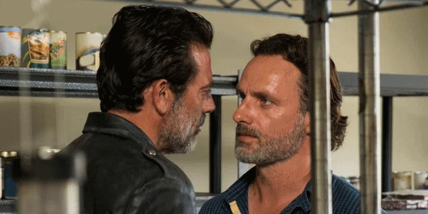 در The Walking Dead ریک رهبر بهتری است یا مدیسون جفری دین مورگان