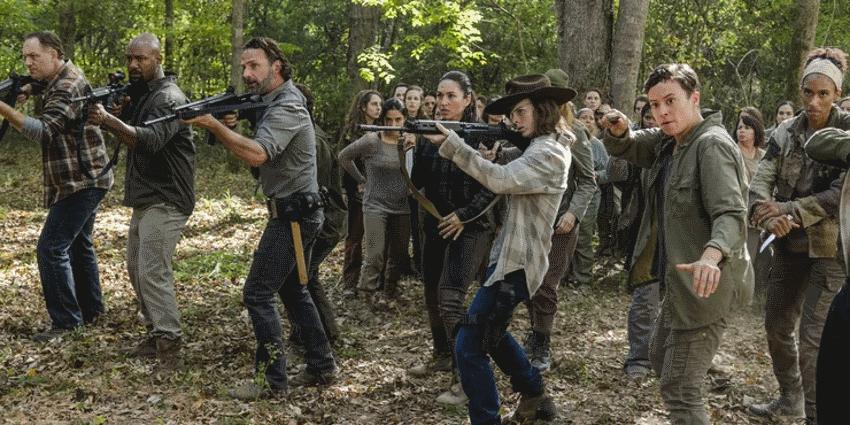 در The Walking Dead ریک رهبر بهتری است یا مدیسون الکساندریا فصل 7 قسمت 15
