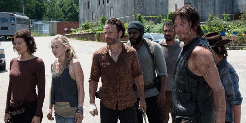 در The Walking Dead ریک رهبر بهتری است یا مدیسون گروه ریک