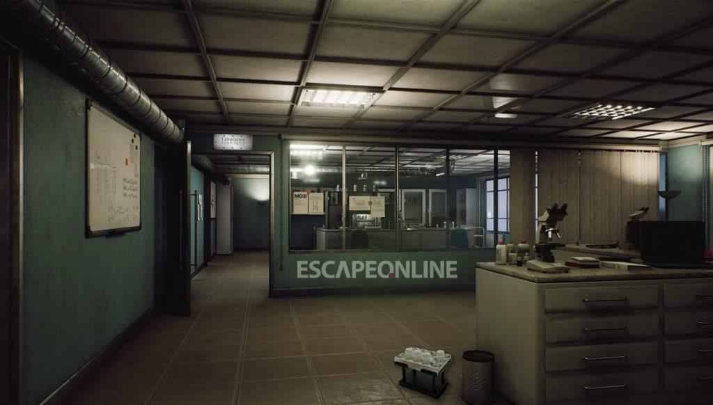 اتاق فرار آنلاین شیوع