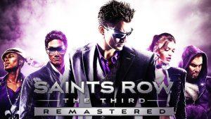 بازی Saints Row 3 Remastered رسما معرفی شد