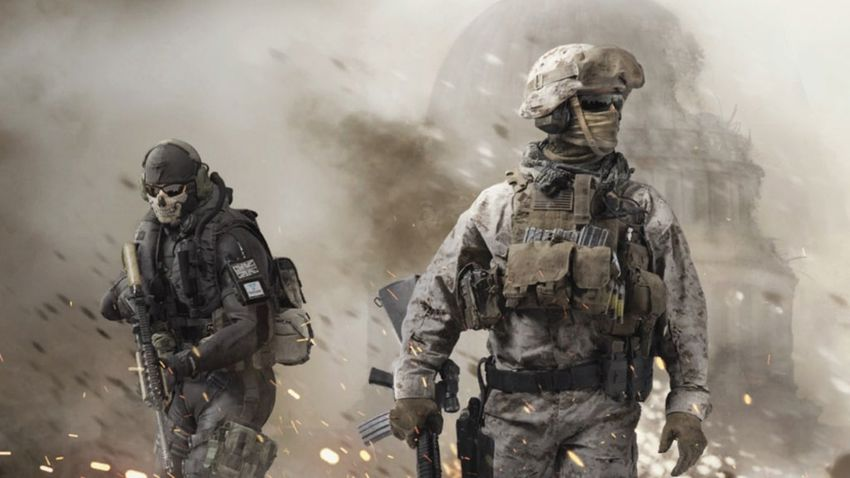 بازی Call of Duty: Modern Warfare 2 Remastered