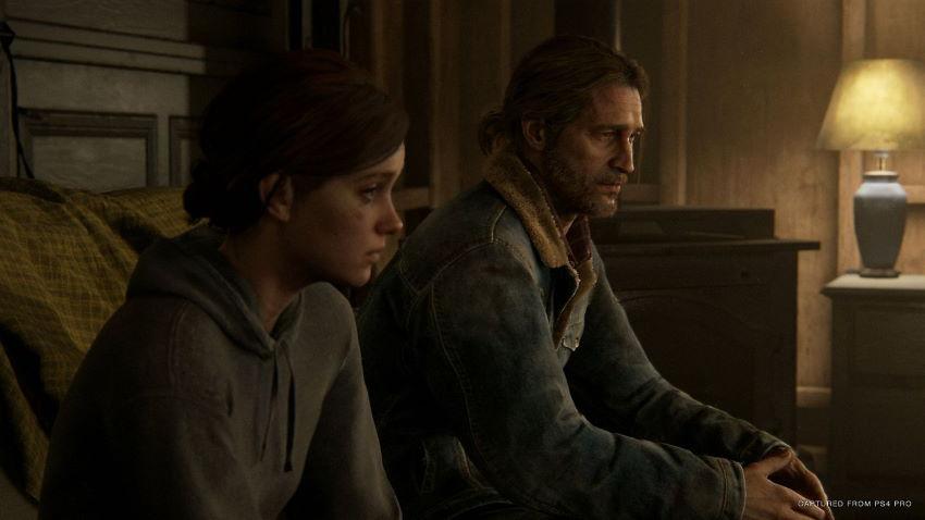 پلی استیشن از سری ویدیویی The Last of Us Part 2 رونمایی کرد [تماشا کنید]
