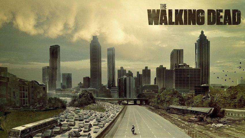 سریال The Walking Dead