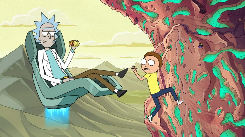 نام پنج قسمت بعدی فصل چهارم Rick and Morty مشخص شد