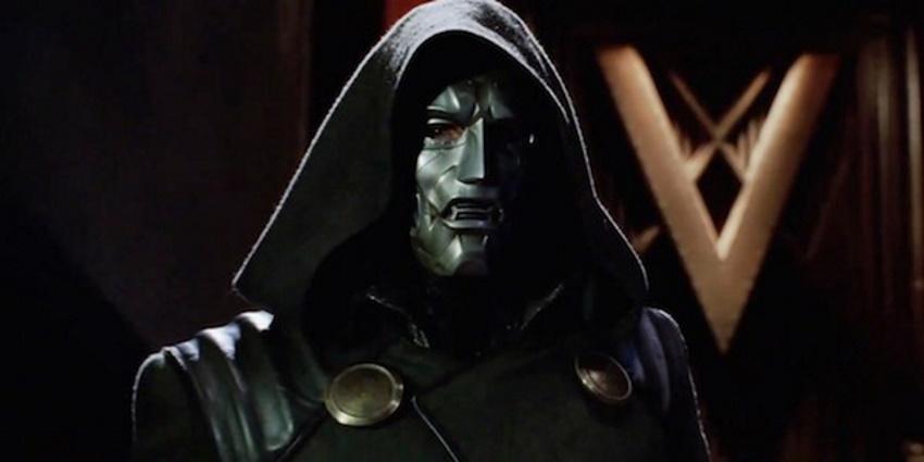 جانی دپ در نقش شخصیتهای مارول دکتر دوم
