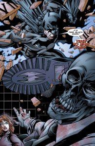 بتمنی که در انتهای کمیک Batman: War Games به جان بلک ماسک افتاد (برای دیدن سایز کامل روی تصویر کلیک کنید)