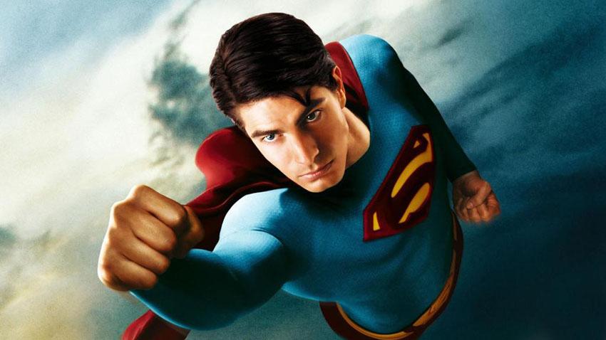 برندان روث در نقش سوپرمن - فیلم Superman Returns