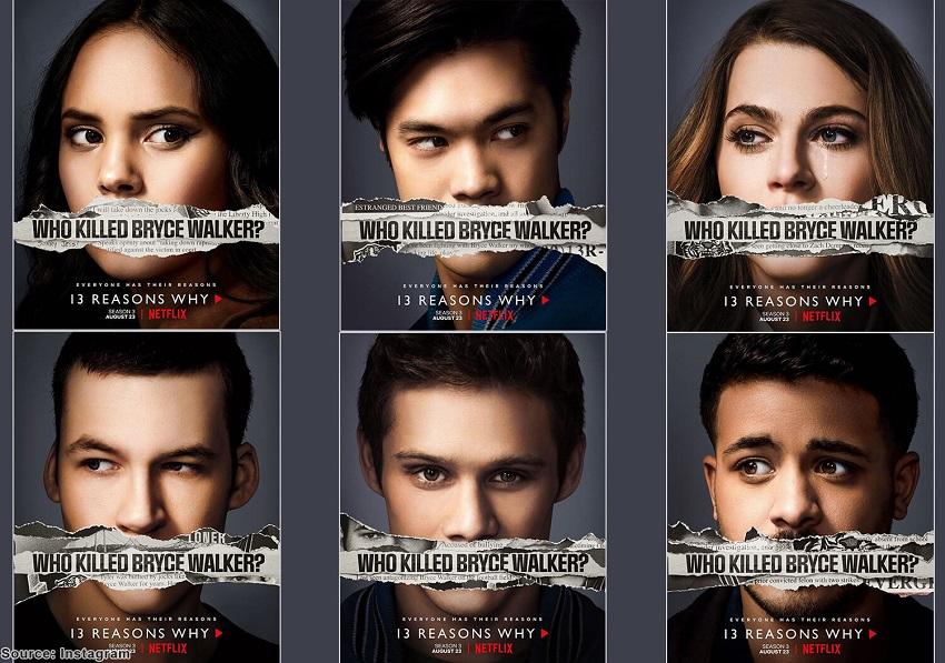 سریال Thirteen Reasons Why