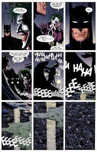 پنلهای آخر کمیک The Killing Joke (برای دیدن سایز کامل روی تصویر کلیک کنید)