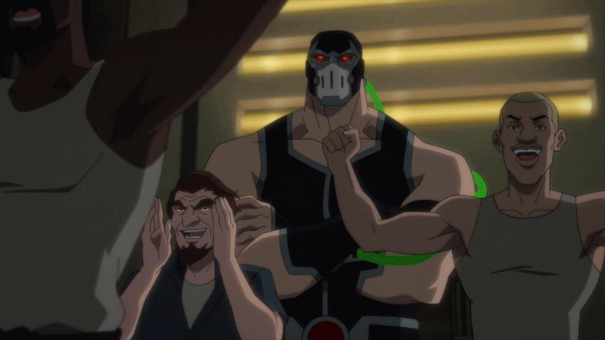 نقد انیمیشن Justice League Dark: Apokolips War