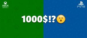 ویجی لاگ: قیمت پلی استیشن 5 و ایکس باکس سری ایکس چقدر خواهد بود؟