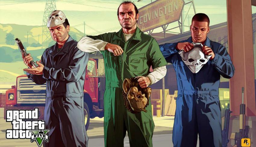 دنیای مشترک GTA V و Red Dead Redemption 2