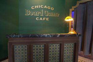 رستورانی که بازیهای رومیزی سرو میکند