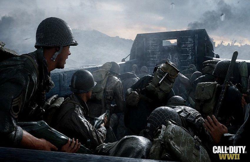 بازی Call of Duty: WWII