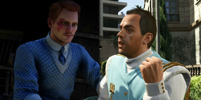 GTA Red Dead Redemption 2 Time Travel w850 ویجیاتو: ۴ دلیل که چرا GTA و Red Dead Redemption دنیایی مشترک دارند اخبار IT