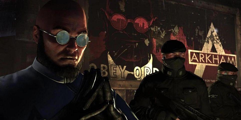 Hugo Strange ویجیاتو: ۱۰ دشمن برتر سری Batman Arkham اخبار IT