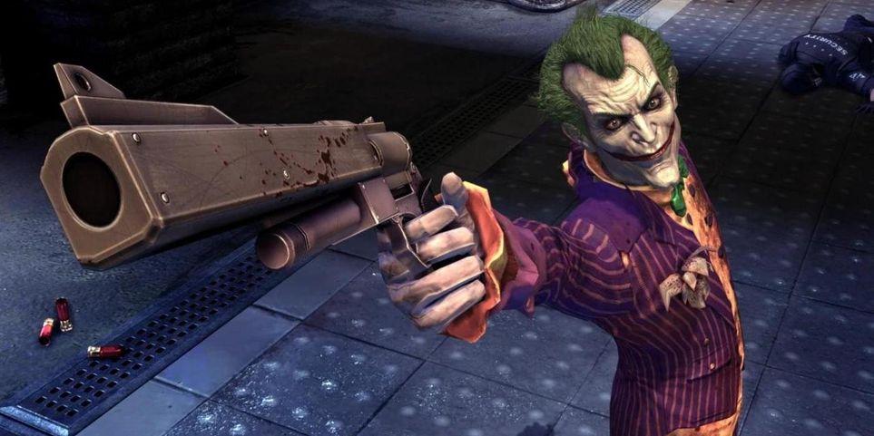 Joker ویجیاتو: ۱۰ دشمن برتر سری Batman Arkham اخبار IT