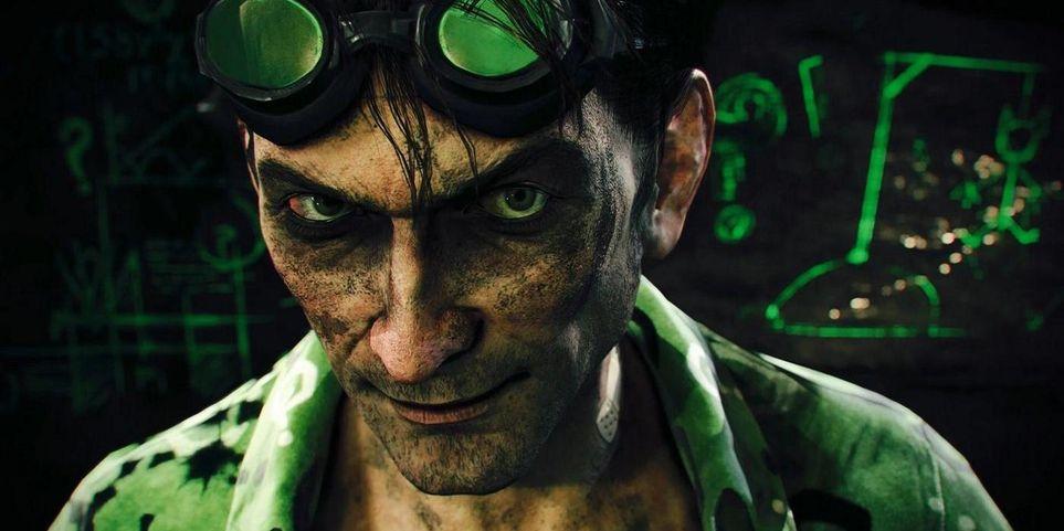 Riddler ویجیاتو: ۱۰ دشمن برتر سری Batman Arkham اخبار IT