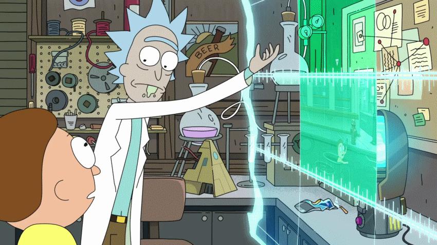 بررسی قسمت هشتم فصل چهارم Rick and Morty پرستیژ