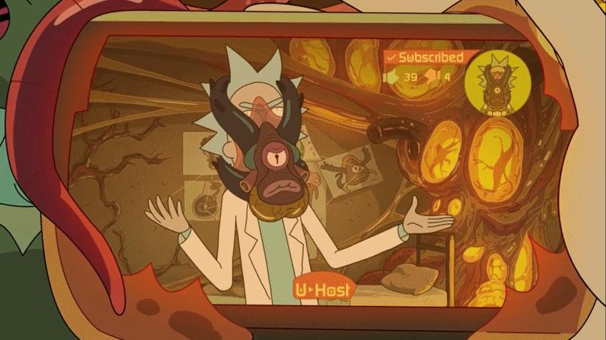 بررسی قسمت هفتم فصل چهارم Rick and Morty فیس هاگر ریک