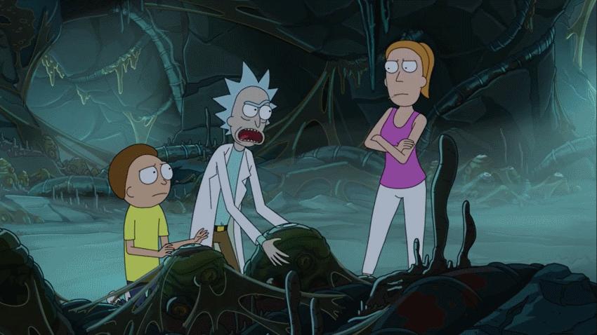 بررسی قسمت هفتم فصل چهارم Rick and Morty سامر