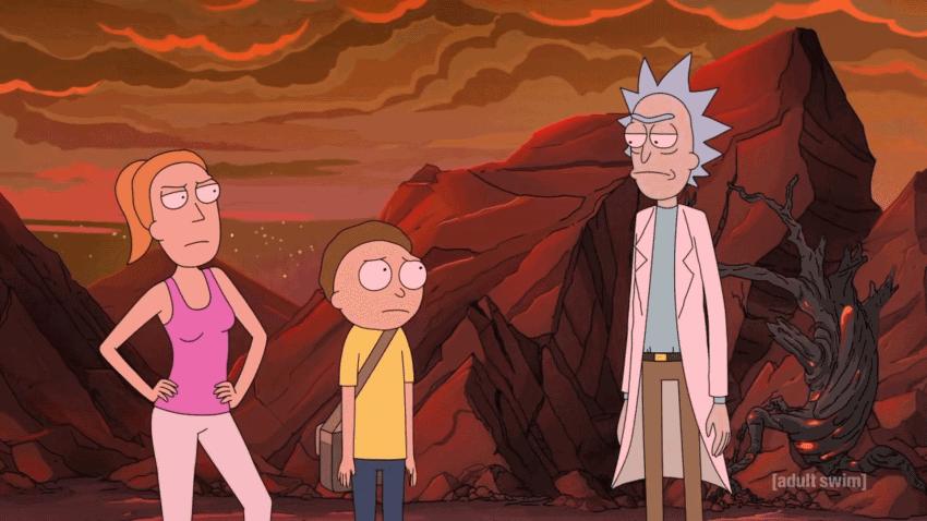 بررسی فصل چهارم Rick and Morty قسمت چهارم E4