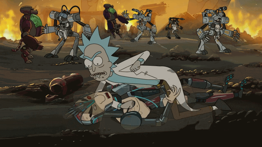 بررسی قسمت ششم Rick and Morty فینیکس پرسن برد پرسن
