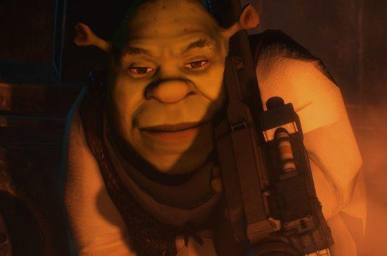 اگر نمسیس برایتان به اندازه کافی ترسناک نیست، ماد جدید Resident Evil 3 او را به شرک تبدیل میکند