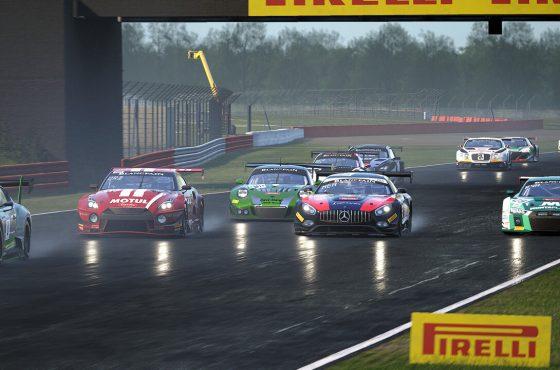 رانندگان حرفهای و شرکت در مسابقات آنلاین بازیهای ویدیویی