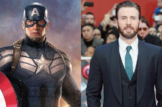 کریس ایوانز در ابتدا چندبار نقش «کاپیتان آمریکا» را رد کرده بود