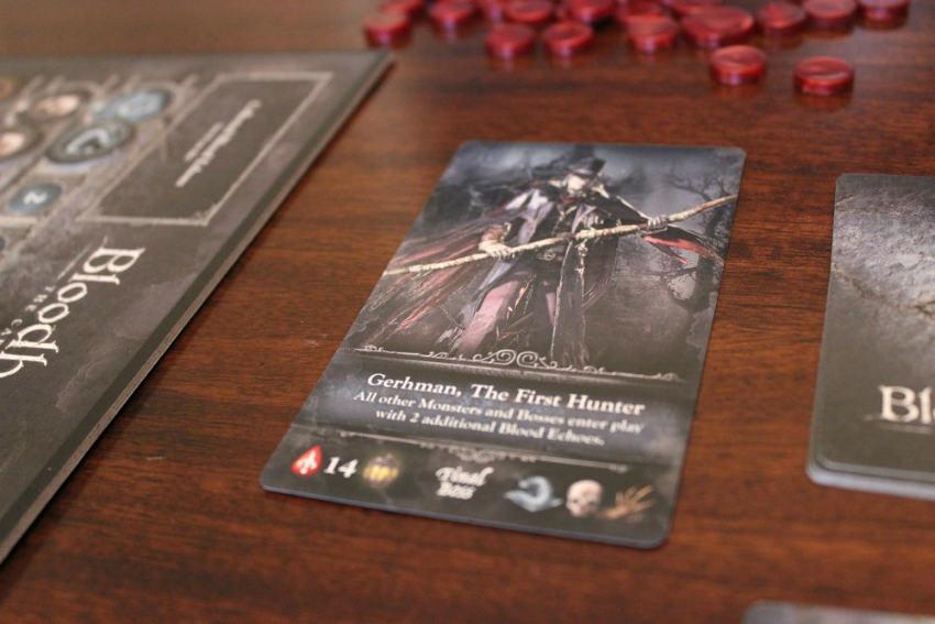 بازی کارتی Bloodborne
