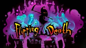 معرفی بازی Flipping Death - عروس مردگان