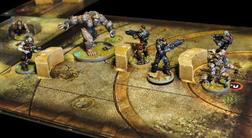 بازی رومیزی Gears of War