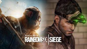 اپراتور بعدی Rainbow Six Siege احتمالا به Splinter Cell ارتباط دارد