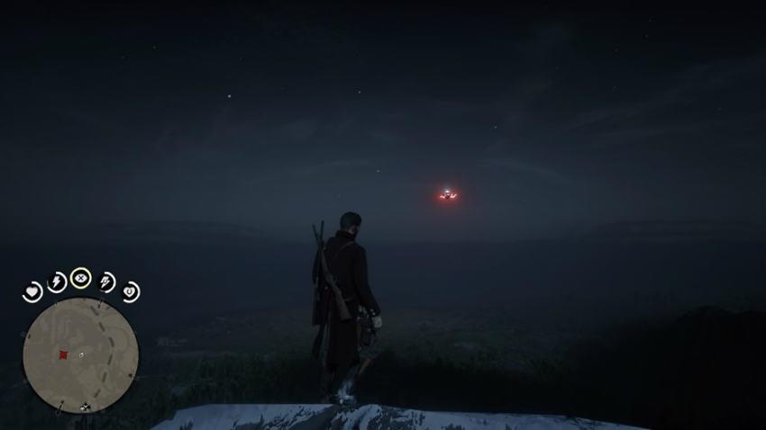 red dead redemption 2 ufo on mount shann w850 ویجیاتو: ۴ دلیل که چرا GTA و Red Dead Redemption دنیایی مشترک دارند اخبار IT