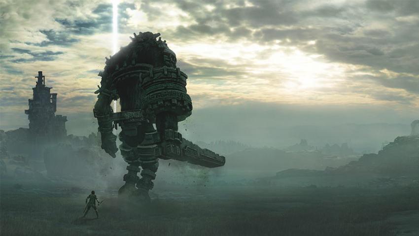 بازی Shadow of the Colossus