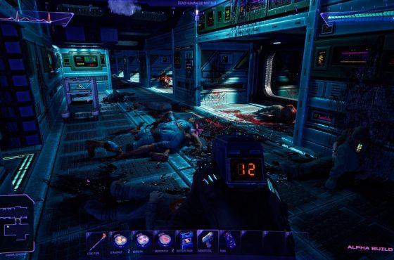 دموی قابل بازی بازسازی System Shock در استیم و GOG قرار گرفت