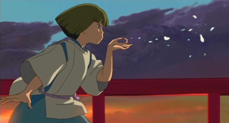 انیمیشن شهر اشباح