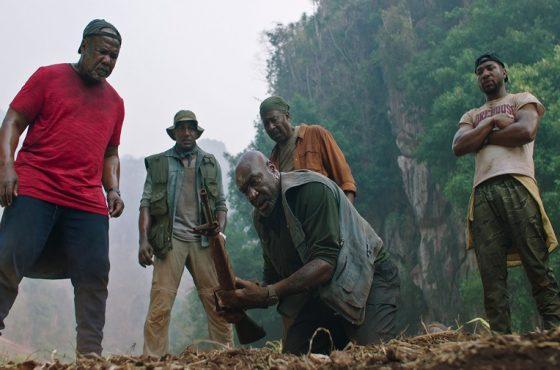 نقد فیلم Da 5 Bloods – ماهی گل آلود در گوداب