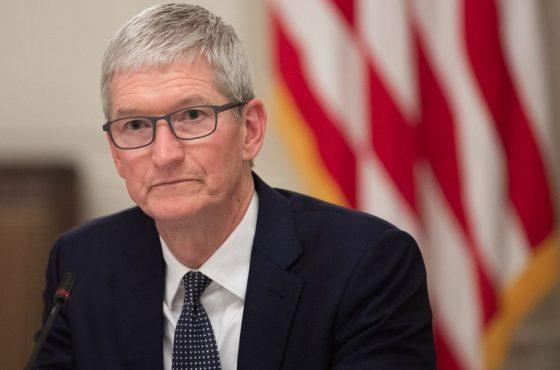 مدیر عامل اپل با انتشار نامهای سرگشاده به مرگ جورج فلوید واکنش نشان داد