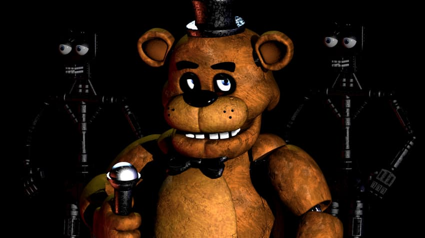 بازی ویدیویی Five Nights at Freddy's