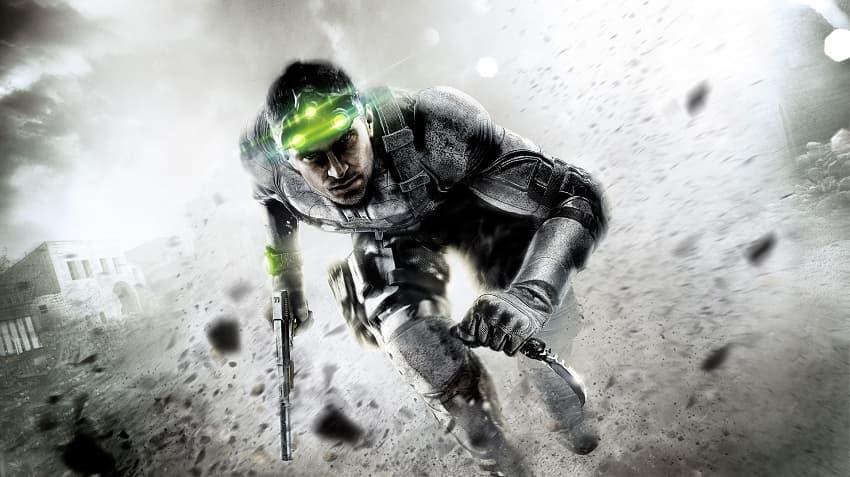 بازی ویدیویی Splinter Cell