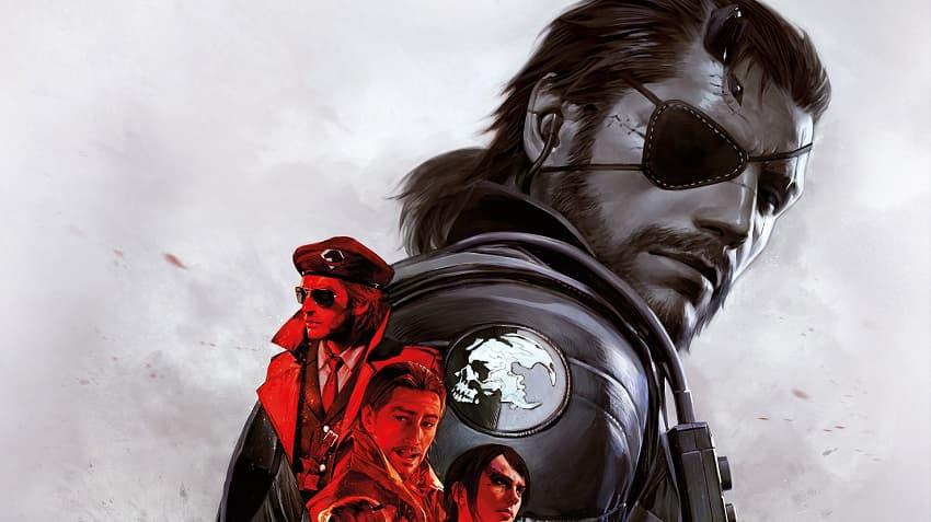 بازی ویدیویی Metal Gear Solid