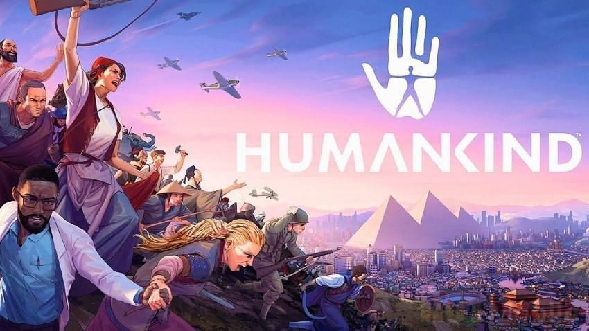 بازی استراتژیک Humankind