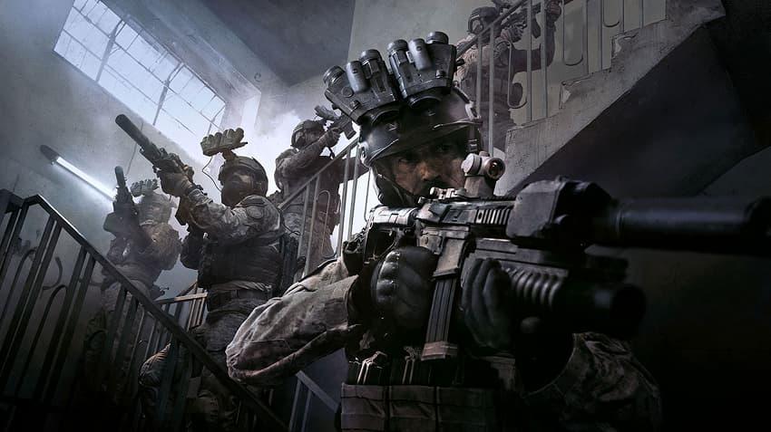 بازی ویدیویی Call of Duty