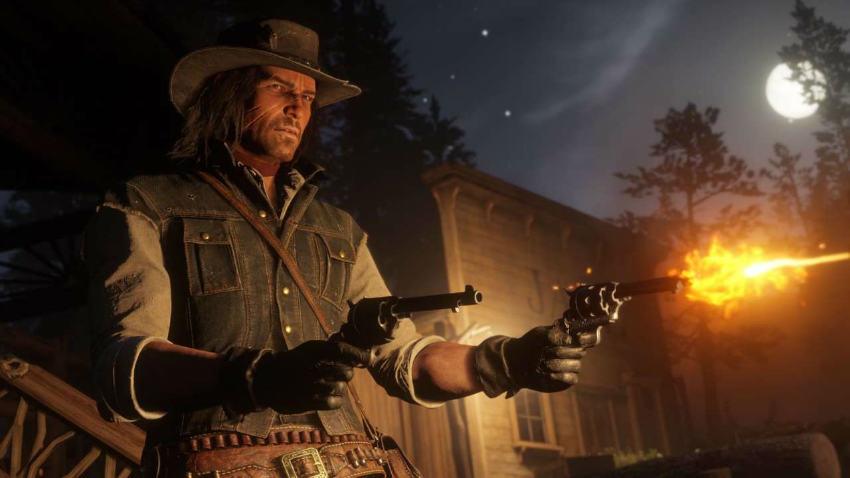 بازی Red Dead Redemption