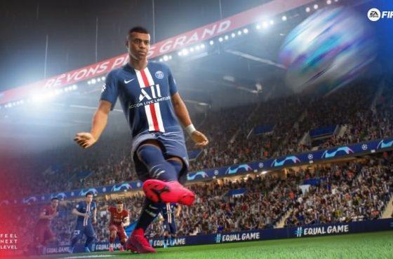 نسخه پی سی FIFA 21 ویژگیهای نسخه نسل بعدی بازی را ندارد