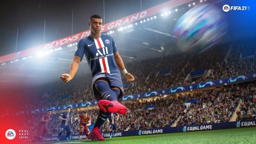 نسخه پی سی FIFA 21